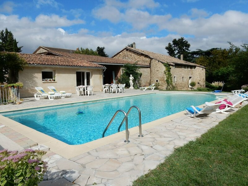 Beautiful House With Separate Country House on a Beautiful 12th Century Estate