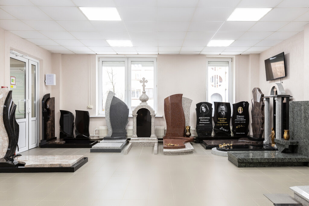изготовление памятников и надгробий — Грин-Стоун — Минск, фото №2