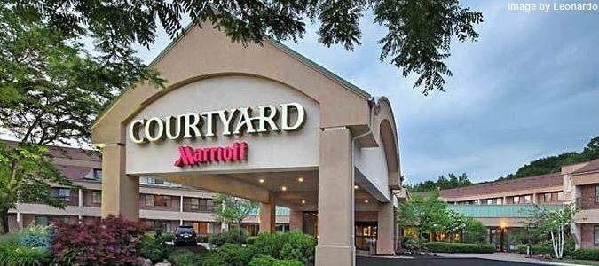 Courtyard Hartford Cromwell