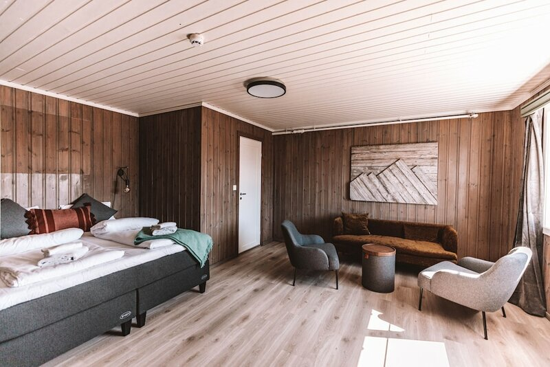 Skarungen - Hotel Cabins and Camping