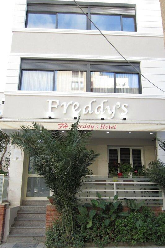Freddy's Hotel