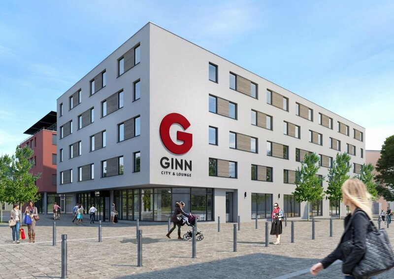 Ginn City & Lounge Hotel Ravensburg