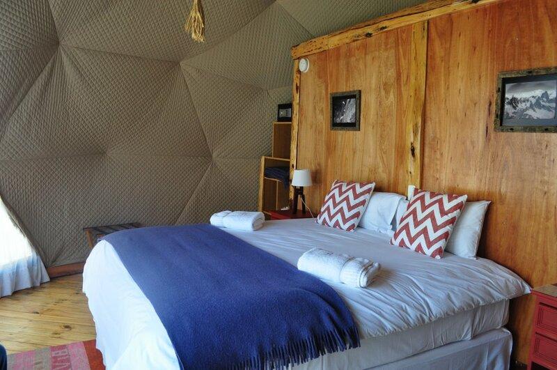 Отель Patagonia Eco Domes