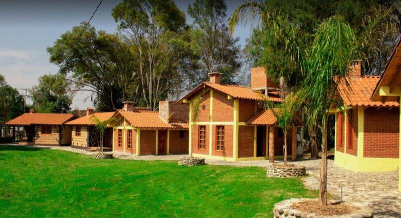 Отель Cabañas del Bosque Rotamundos