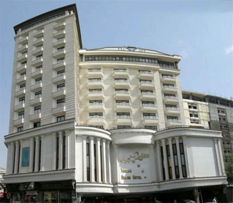 Отель Tehran Grand