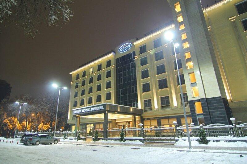 Отель Orion Bishkek