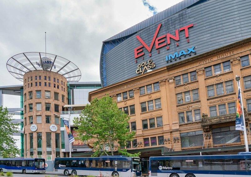 Апартаменты Furnished in Auckland Cbd