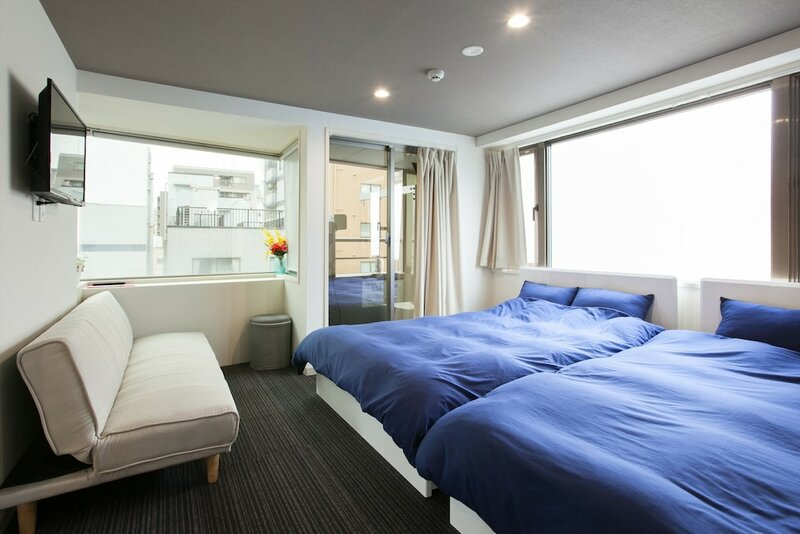 Oyo 44824 Hotel Cocoro Inn Asakusa Kuramae
