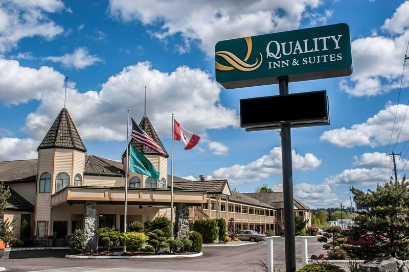 Quality Inn & Suites Fife Seattle