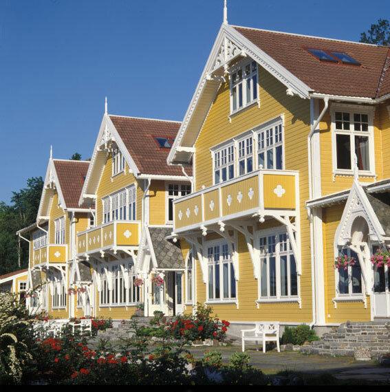Solstrand Hotel And Bad