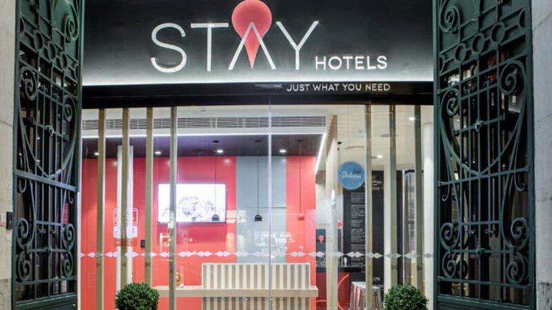 Stay Hotel Lisboa Centro Chiado
