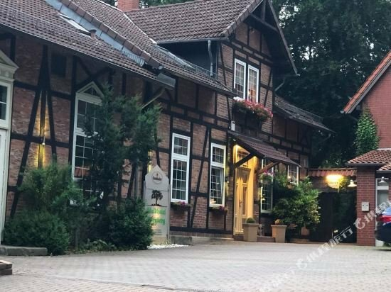 Burgberg Waldhotel
