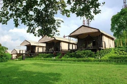 Trizara Resorts Glam Camping