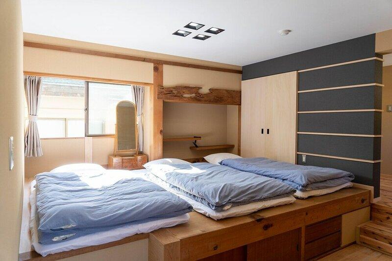 Guest House Kikusui Mount Fuji - Hostel