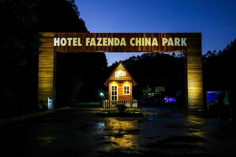 Suite Plus - Parque do China