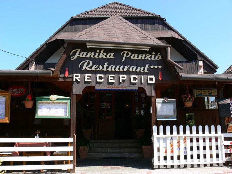 Janika Pension & Restaurant