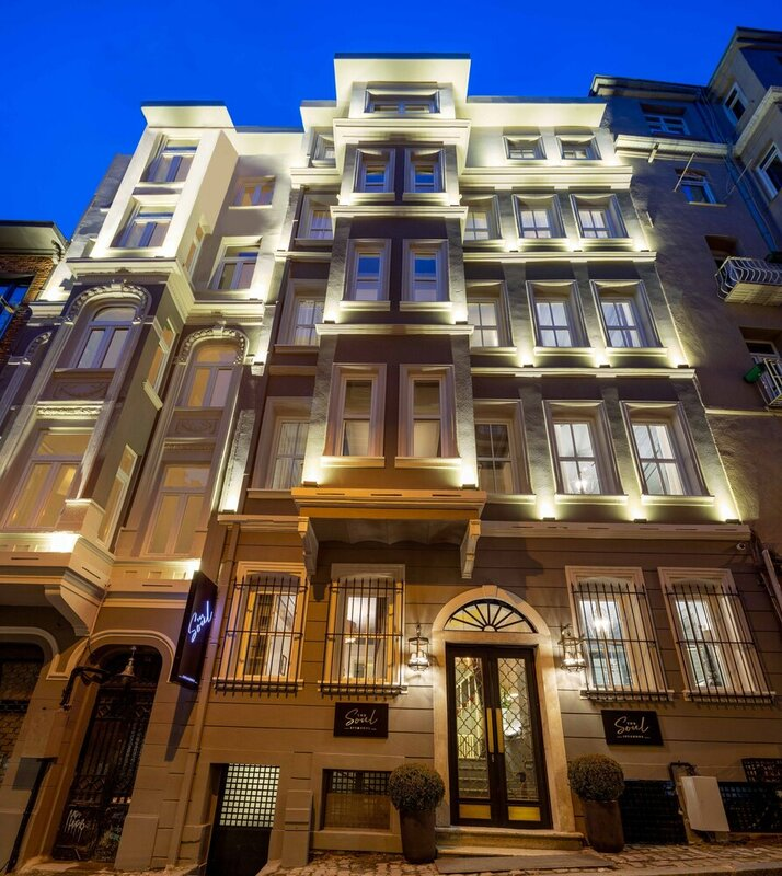 The Soul Hotel Istanbul