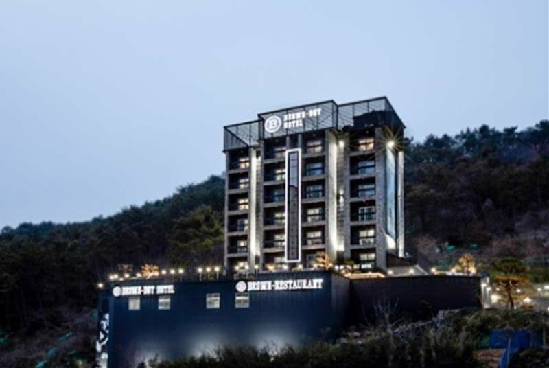 Brown Dot Tourist Hotel Busan New Port