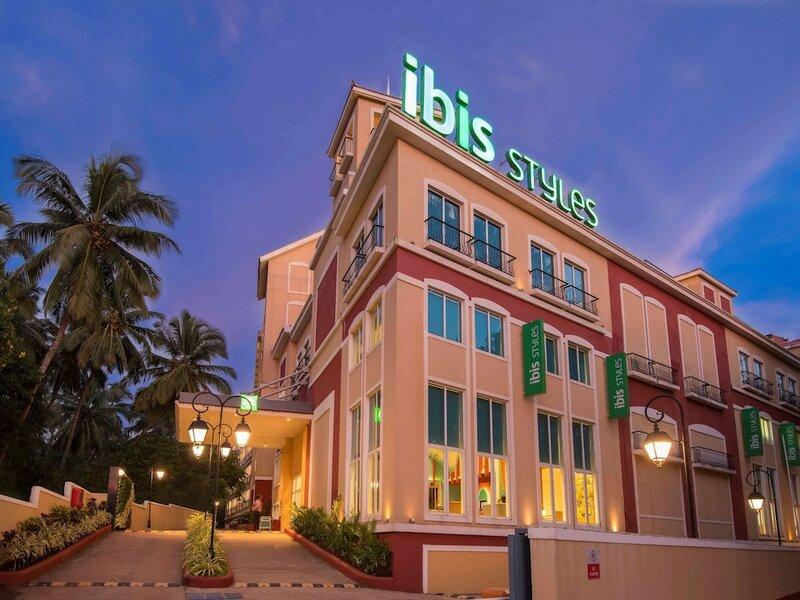 Ibis Styles Goa Calangute
