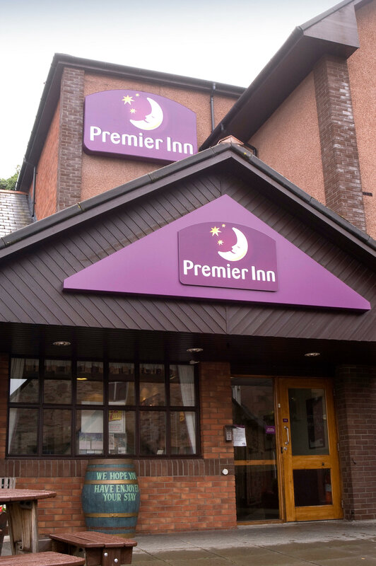 Premier Inn Inverness Centre