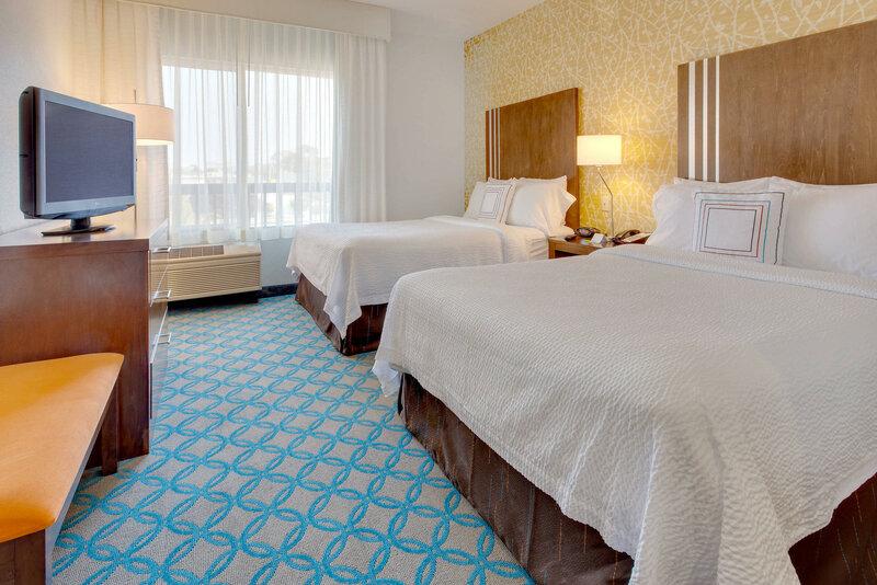Fairfield Inn & Suites by Marriott Airport/Millbrae