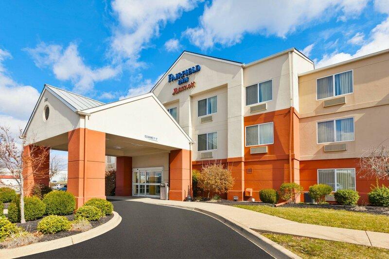 Fairfield Inn by Marriott Louisville South
