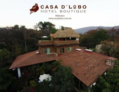Casa D Lobo Hotel Boutique