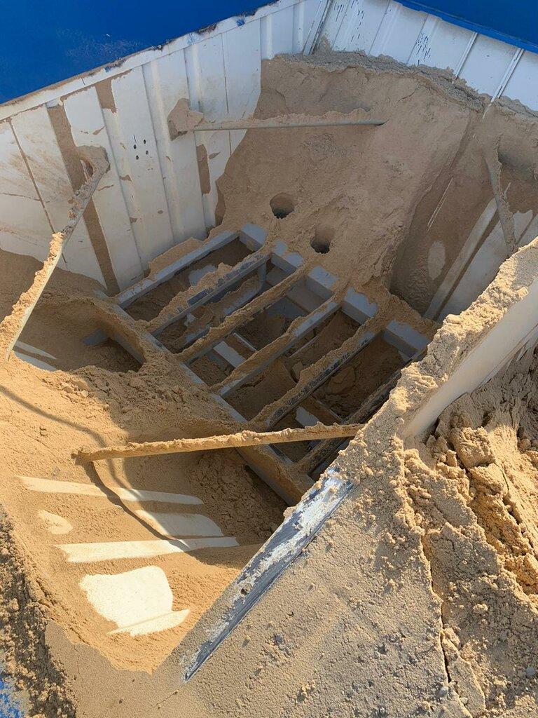Бетон магистраль чистка бетона