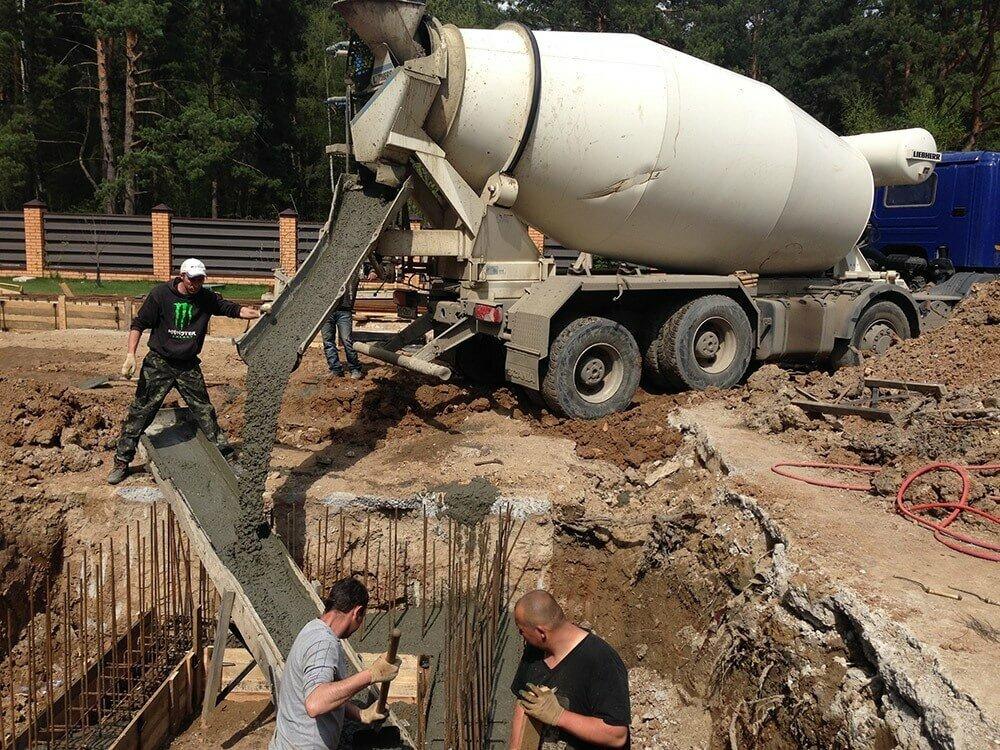 Монолит бетон рахманово пгс на бетон