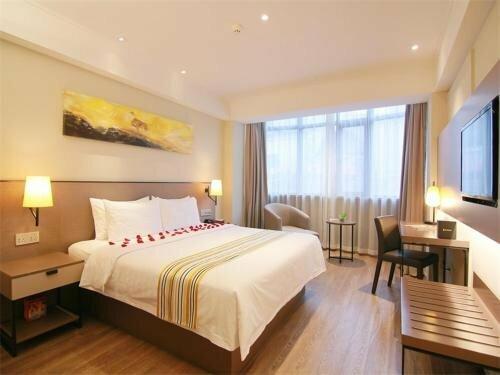 Elan Hotel Hangzhou Xiaoshan Yucai Road