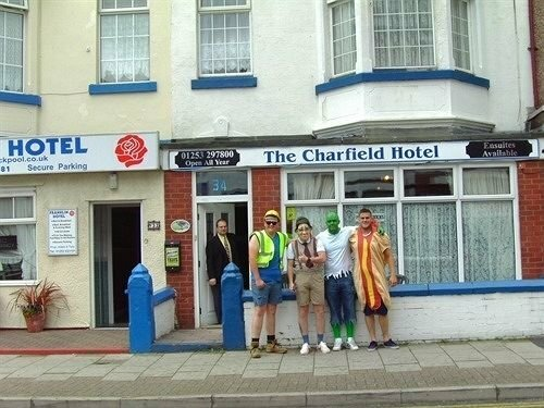 The Charfield Hotel