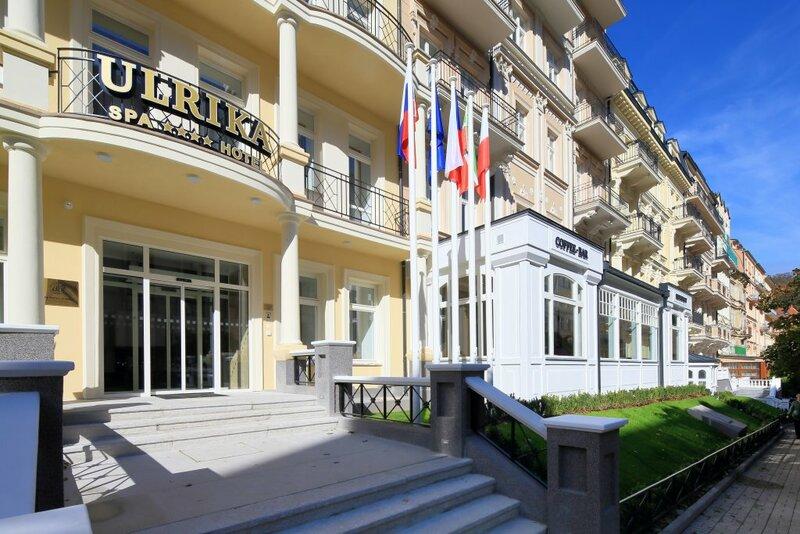 Отель Ulrika