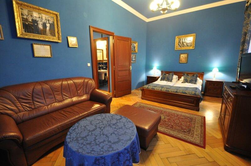 Отель Grand Praha