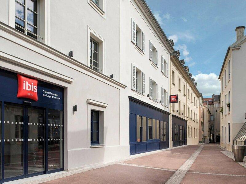Ibis Saint Germain EN Laye Centre