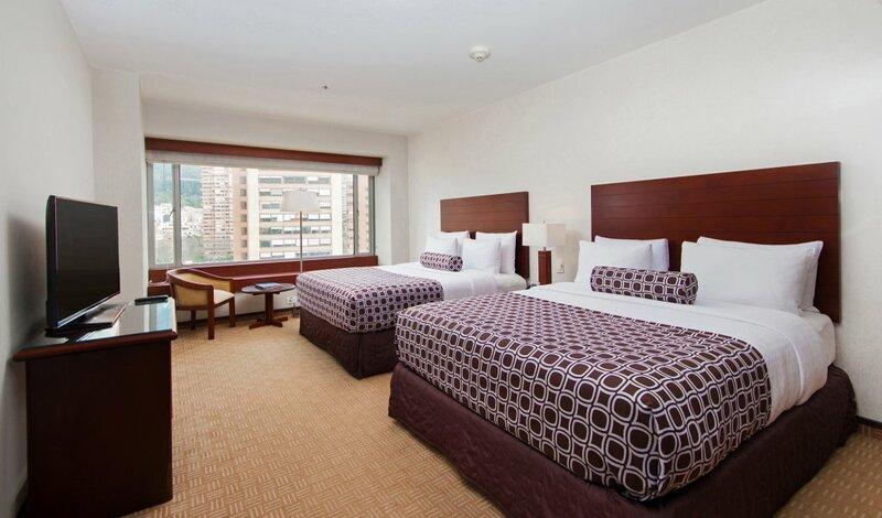 Отель Suites Tequendama