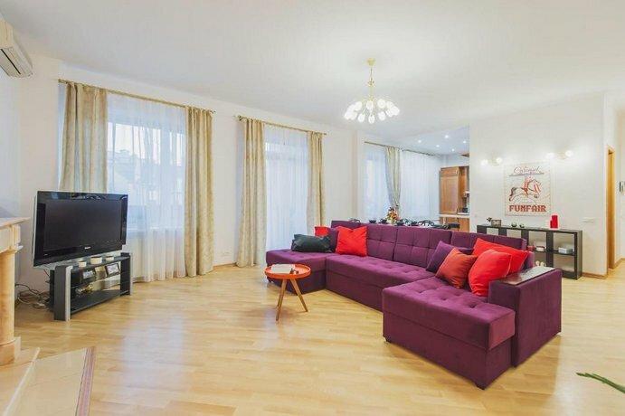 Tverskaya Street Apartments Смоленская - Арбат