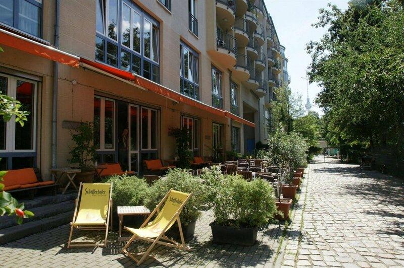 Midi Inn - Parkhotel Mitte