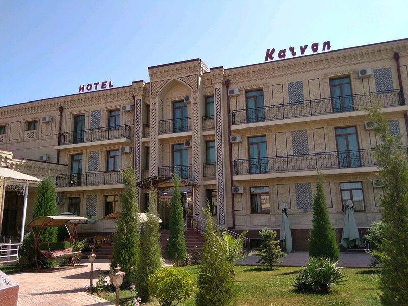 Karvon Samarkand