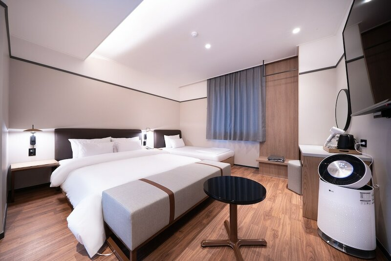 Browndot Hotel Suwon City Hall