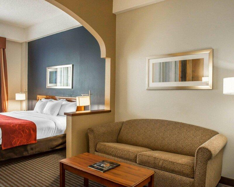 Comfort Suites Newport - Cincinnati Riverfront
