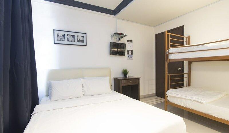 The Bed Station by Goldbrick City Centre