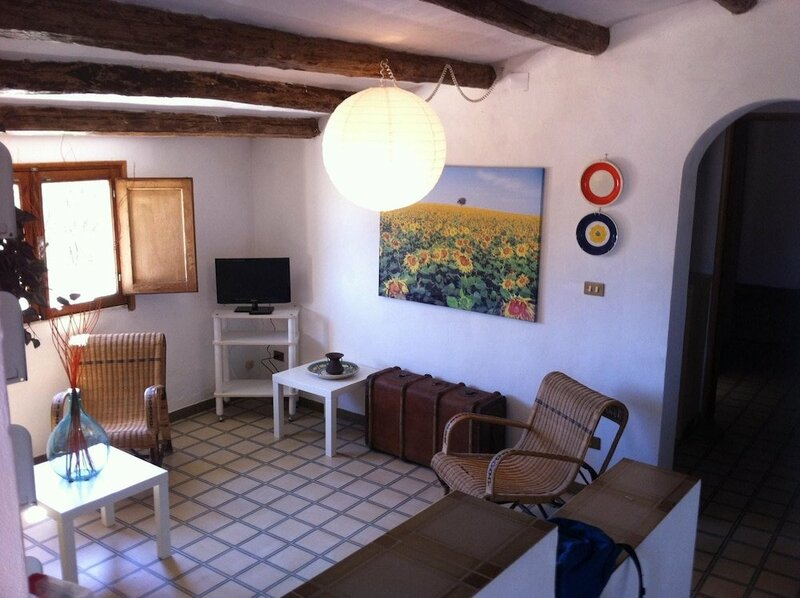 House With 2 Bedrooms in Sciacca, With Wonderful Mountain View and Enclosed Garden - 5 km From the Beach