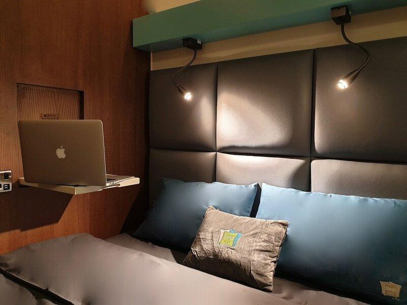 Sleep 'n fly Sleep Lounge, Doha Hamad International Airport