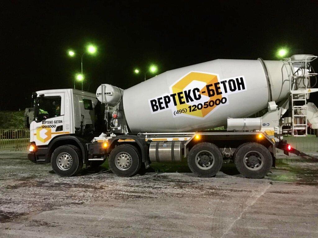 Вертекс бетон гост добавки в бетонные смеси
