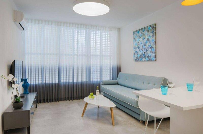 Port Boutique Apartments Tel Aviv