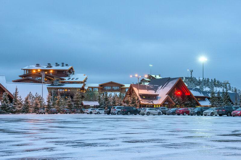 Альпийские домики