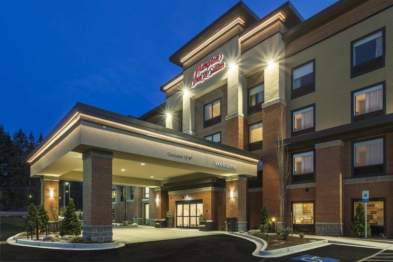 Hampton Inn & Suites- Seattle Woodinville