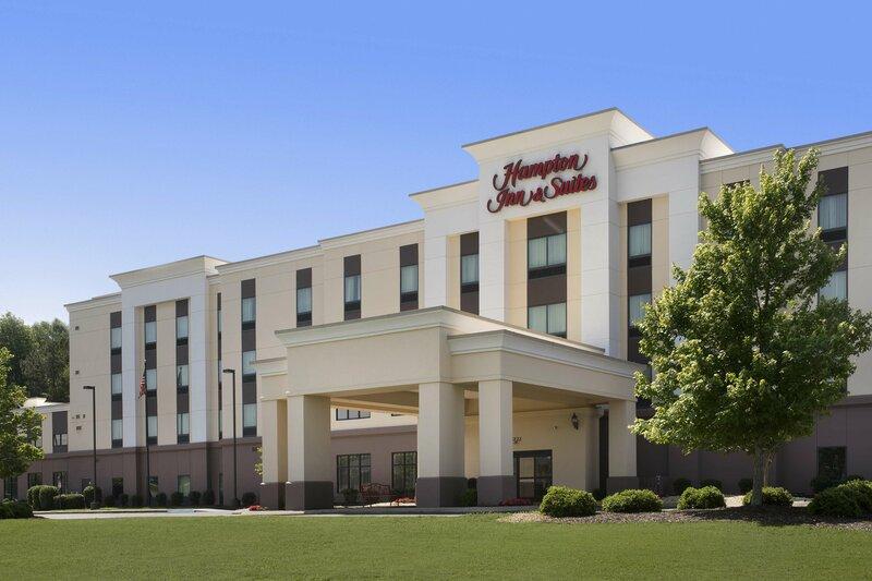 Hampton Inn & Suites Athens-I-65