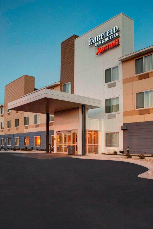 Fairfield Inn & Suites Fort Worth I-30 West near Nas Jrb