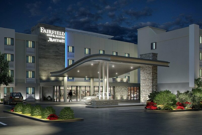 Fairfield Inn And Suites by Marriott Providence Airport